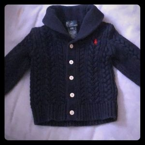24 month polo sweater